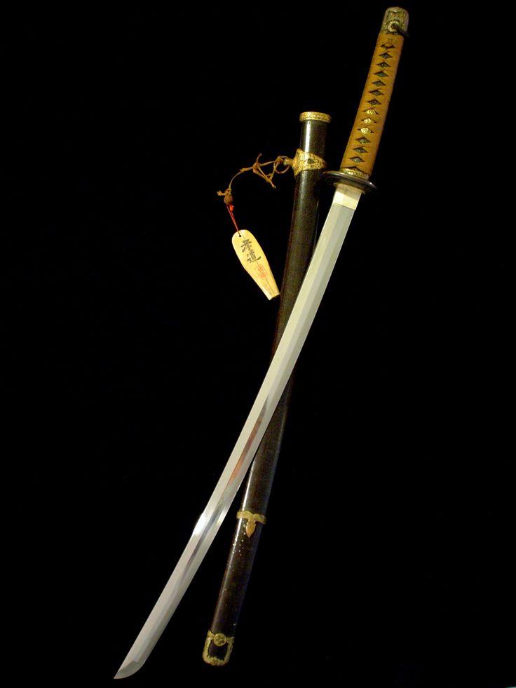 WW2 Japanese Naval Officer Samurai Sword -Antique/Old/Navy Katana | St Croix Blades