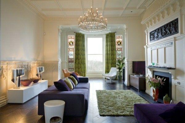 Verschiedene Ornamente Wohnzimmer Deko Ideen Dekoration Pinterest - wohnzimmer deko ideen