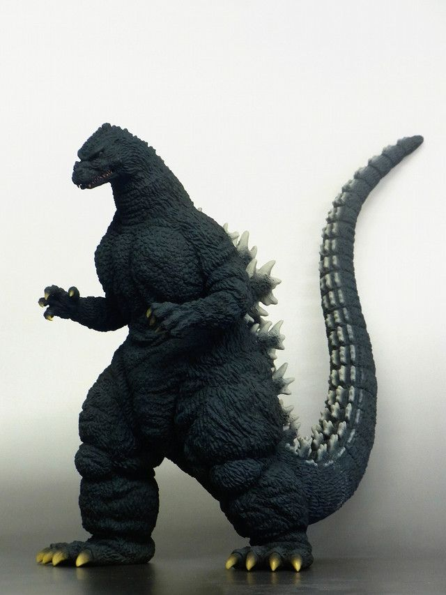 "X-Plus ""Godzilla 1991"" Soft-Vinyl Model Stomps into Collector's Hearts in April"
