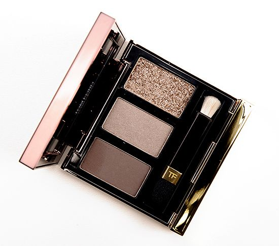 Tom Ford She Wolf Ombre Eye Color Trio Palette Review, Photos, Swatches