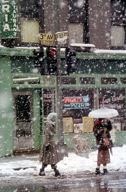 175 best images about saul leiter on pinterest for Pasticceria da carlo new york