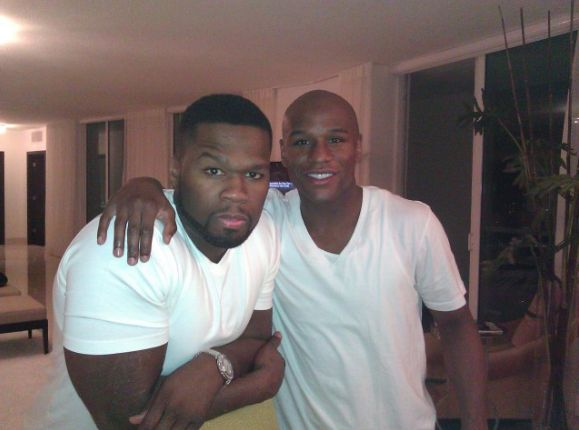 TIL That after 50 Cent challenged Floyd Mayweather to read a page from Harry Potter for $750k Mayweather responded by offering 50 Cent $1000000 to post a video of his son saying I love you