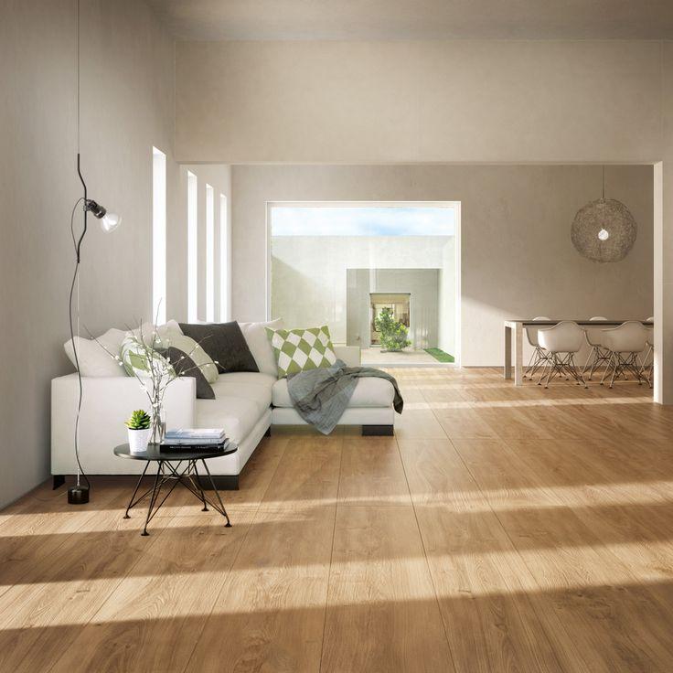 Met keramisch parket heb je de looks van een houten vloer en het gemak van tegels. Tegelfloor heeft een ruim assortiment keramisch parket in diversen maten.