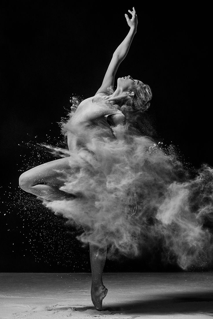 looking at the art of dance through an unusual lens, russian photographer…