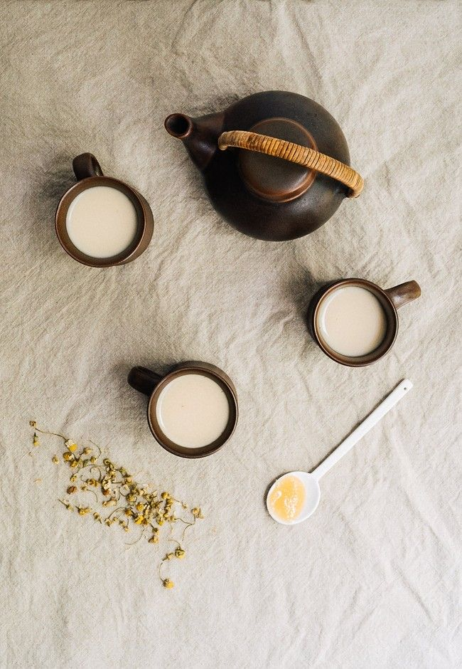 Soothing Ginger and  Chamomile Tummy Tea