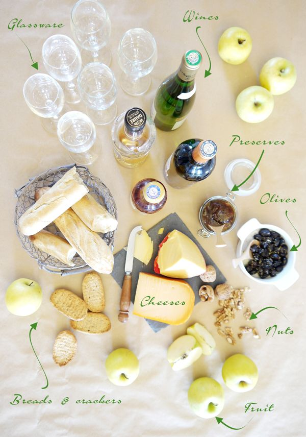 Love this!  Bird's Party Blog: Cheese and Wine Party Ideas + FREE Printables!