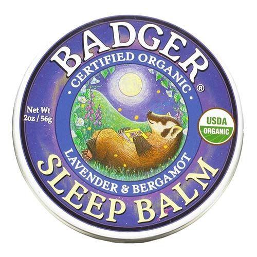 Badger Sleep Balm 56gr | 28,03 TL | Dermoeczanem'de . Badger Sleep Balm 21gr USDA Organik Sertifikalı -          Bu özel kremin içerisindeki özel yağların hoş kokusu sakin düşünceler ve temiz bir zihnin sayesinde doğal yöntemler ile uykunuzu getirir. -          Bu üründe hiç bir ilaç ve uyuşturucu yoktur – endişe etmenizi gerektirecek yan etkileri yoktur. Güvenli ve doğaldır. -          Taşınabilir kutusu ile ideal bir arkadaştır yolculuk esnasında.