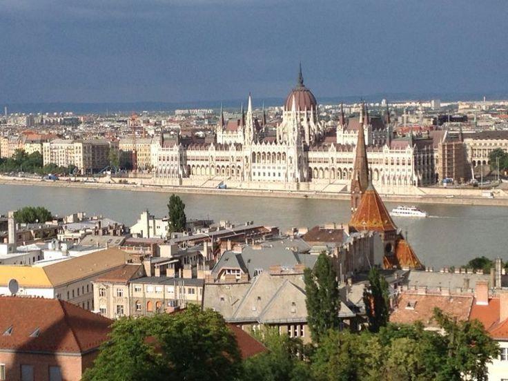 Budapeste 2013