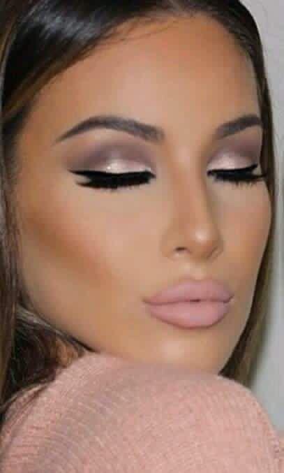 #nude #maquillaje