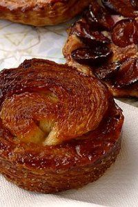 Recipe for kouign amann, Brittany's buttery pastry, with step-by-step photos and how to do it, by pastry chef David Lebovitz, author of Living the Sweet Life in Paris