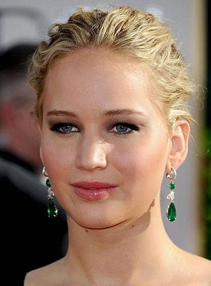 "Jennifer Lawrence. Filed under ""Beauty: Health"" bc JL reminds us that healthy is beautiful."