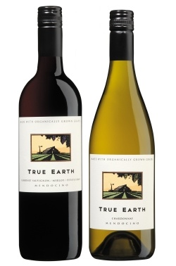True Earth Organic Wine