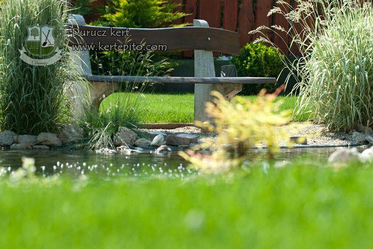 Pond yard