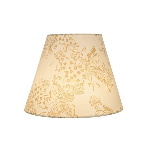 Aspen Creative Off White Hardback Empire Shape Uno Construction Lamp Shade 5 X 9 X 7 In 2020 Replacement Lamp Shades White Lamp Shade Lamp Shade