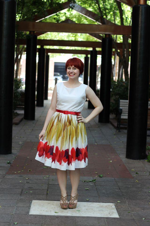 Petite Panoply, dress