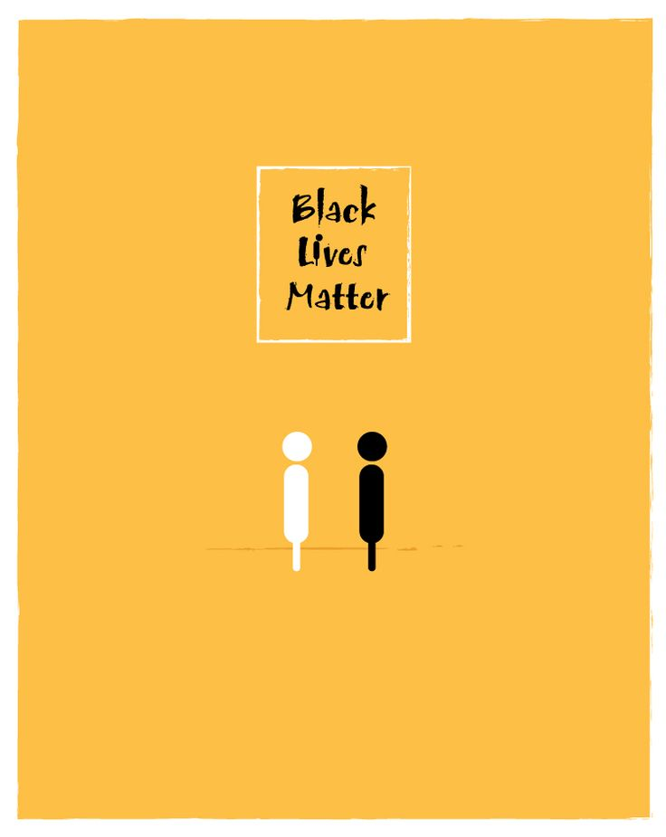 Shadow (#blacklivesmatter )
