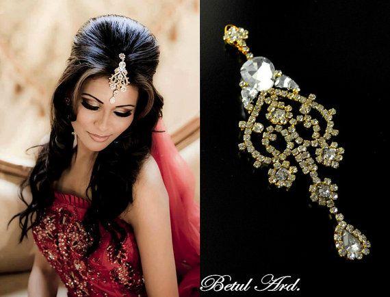 Type59 White Lady Crystal Diamond Wedding Bridal Head Wear Hair Band