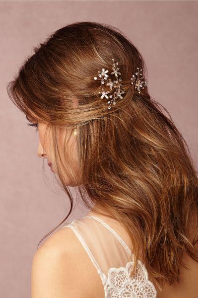 Los 60 mejores peinados de novia 2016: encuentra el perfecto para ti Image: 20