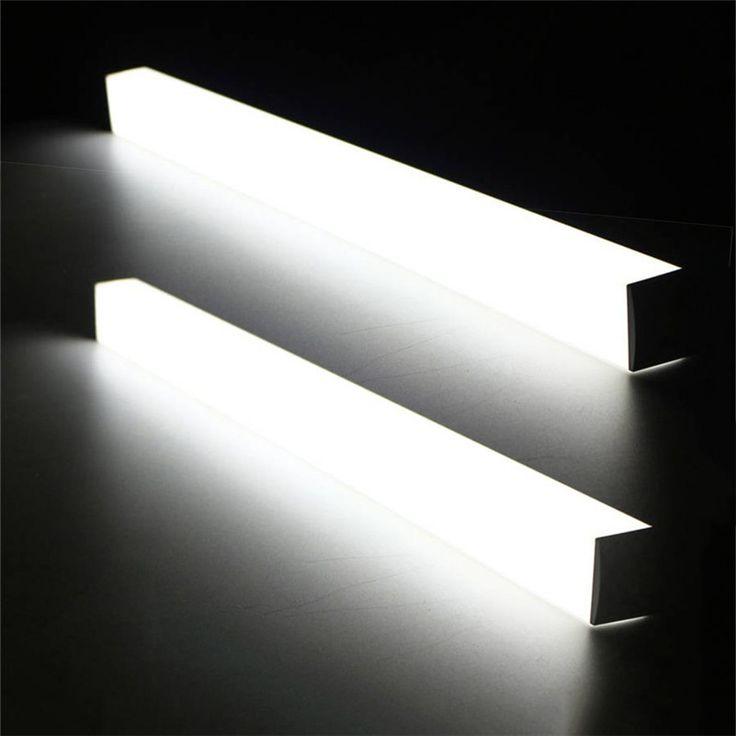 現代のledミラーライト8ワット10ワット防水壁ランプフィクスチャac220vアクリル壁掛け浴室照明