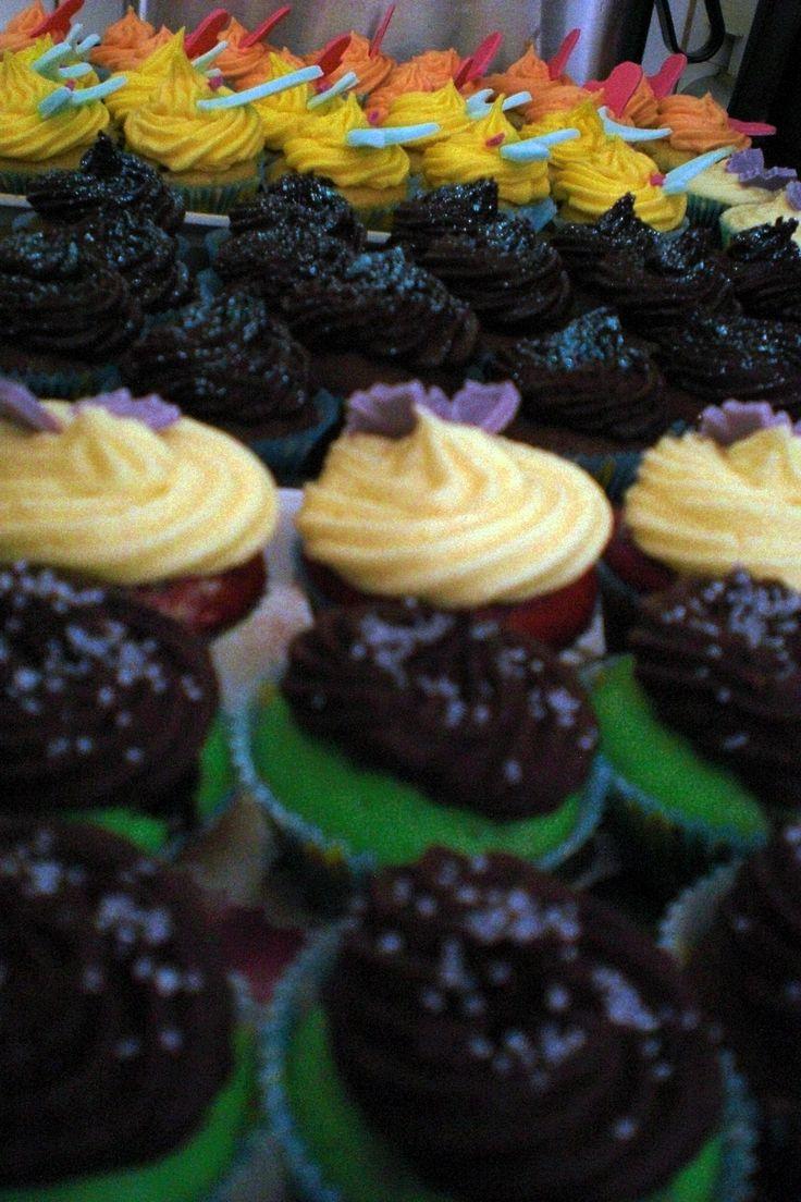 Cupcakes cupcakes!!