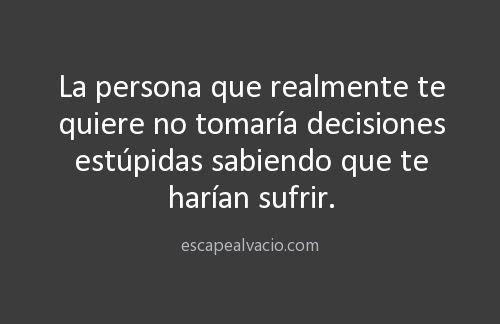 〽️La persona que realmente te quiere...