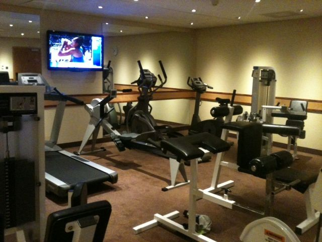 Clayton Hotel Leopardstown-Gym