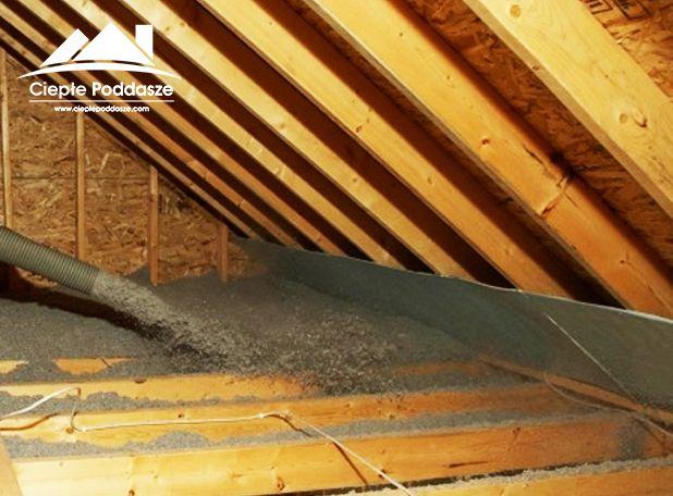 Izolacja stropodachu, ocieplanie stropu, ocieplenie stropu nad piwnicą, izolacja stropu - więcej na www.cieplepoddasze.com