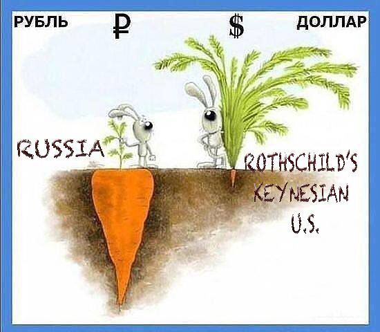 President Putin Checkmates Rothschild's West In A Financial Deadlock: Obama's Absence Of Positive Economic Prospects.