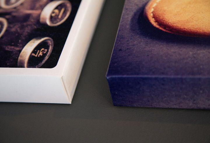 wall art print close-up