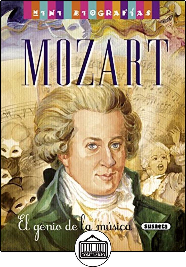 Mozart. El genio de la música (Mini biografias) de José Morán ✿ Libros infantiles y juveniles - (De 6 a 9 años) ✿