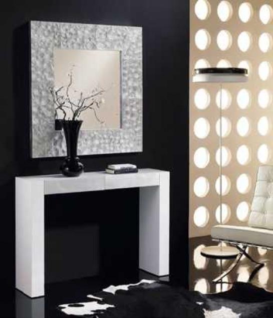Recibidores modernos para espacios peque os buscar con for Ver espejos decorativos