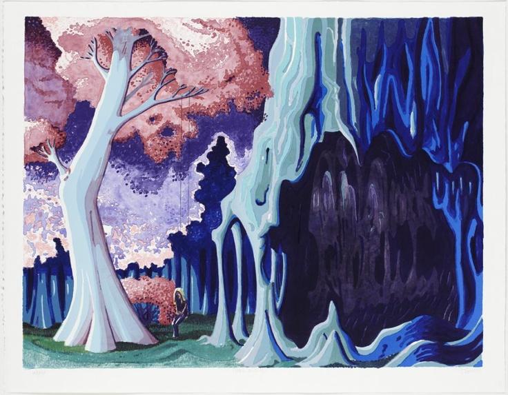 Peter Land - Mørk Rokoko (Dark Rococo) for Sale | Artspace