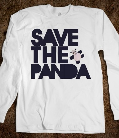 Save the Panda Bear!