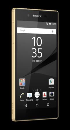 Смартфон SONY Xperia Z5 Матовое золото E6653RU, N  — 31341 руб. —