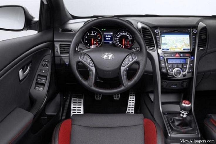 2015 Hyundai i30 Interior
