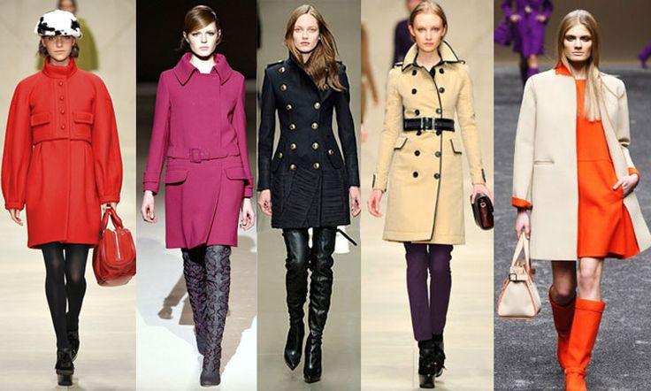 Полезная информация: выбираем осеннее пальто #ModnaKraina