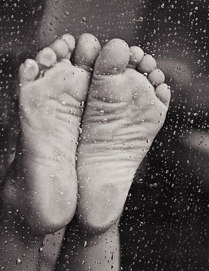 Rain Glass Window Tiny Feet Pictures, Photos, And Images For Facebook