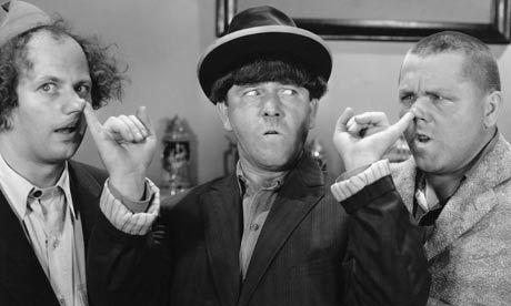 Farrelly brothers plan Three Stooges film | Film | The Guardian