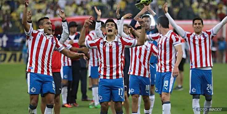 Paliza de centenario Chivas vs. America