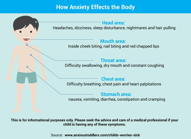 the causes and effects of fear of old age Everyone has anxiety from time to time, but the effects of anxiety over a long period of time can negatively impact your physical and emotional health.