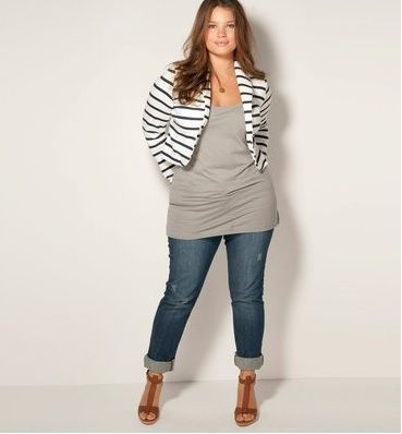 Plus size styles