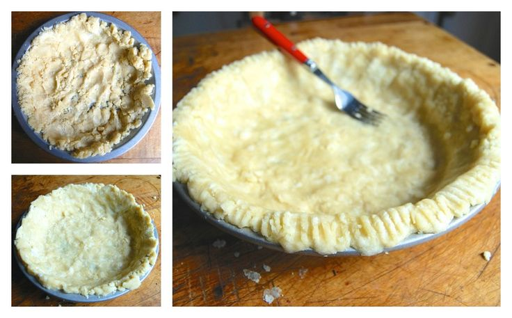 Easy no roll Pie Crust, seriously you will never make another recipe!
