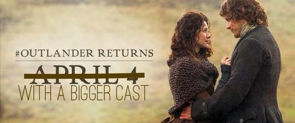 Deep Dive into Outlander Casting News - That's Normal