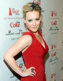 Hilary Duff - Born in Houston, Texas. Actress, author, entrepreneur and singer. Best known for playing Lizzie McGuire in Disney Channel series of same name. Acted in Cheaper By The Dozen 1 & 2, Agent Cody Banks & A Cinderella Story. She's also become an accomplished singer. Her debut studio album Metamorphosis (2002) was RIAA-certified triple platinum while subsequent albums Hilary Duff (2004) and Most Wanted (2005) were both certified platinum.