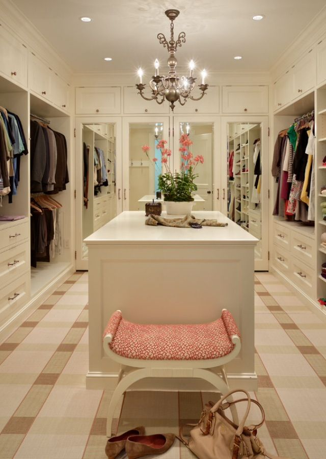 This Picture Is A Huge Walk In Closet And Something This Big Would Probably  Be For The Master Bedroom.