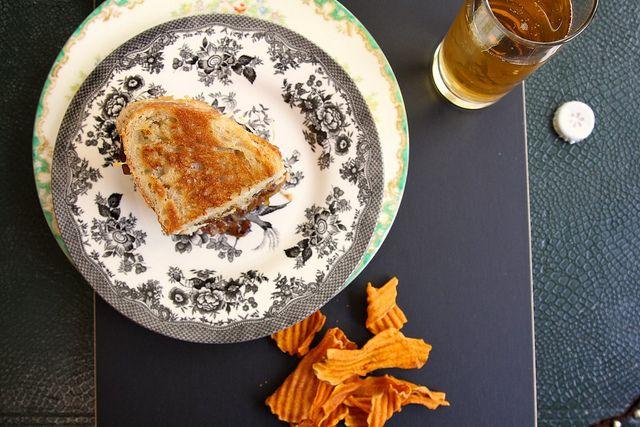 French onion sandwich | Food | Pinterest