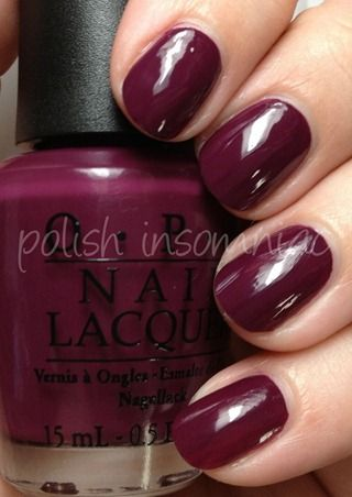OPI Casino Royal 2 | 1. I LOVE the Casino Royal colors 2. I'm obsessed with purple nails right now