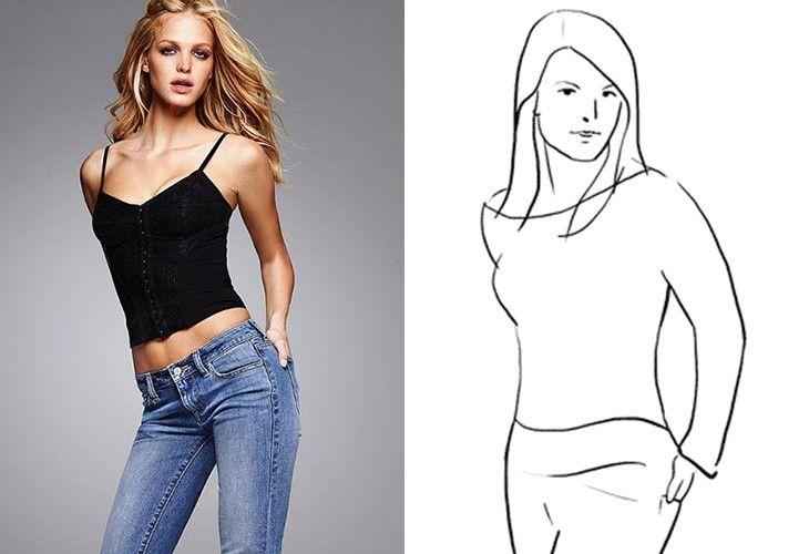 Las 20 mejores poses que todas las mujeres deben hacer en una sesión fotográfica.