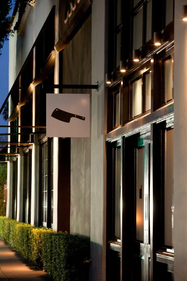 Italian restaurant exterior - Is It Possible That L A S Best New Italian Restaurant Doesn T Serve Pasta