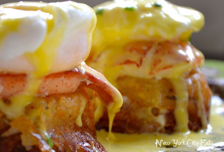 Lobster Eggs Benedict...I am soooooo making this Christmas morning!